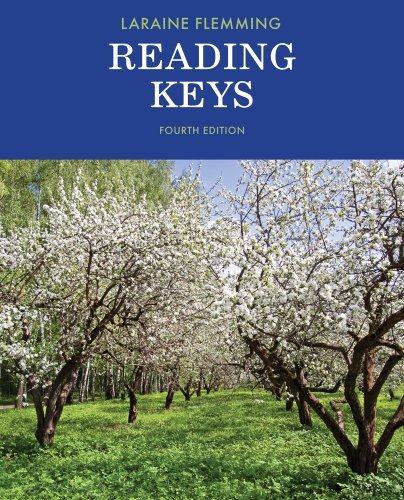 By Laraine E. Flemming Reading Keys (4th Edition)