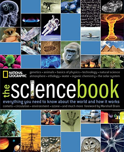 The Science Book: Everything You Need to Know About the World and How It Works]()