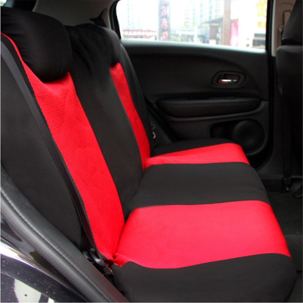 9 Pezzi Protezioni per sedili Auto Han Sui Song Set coprisedili per Auto Accessori Interni per i10 i20 ix20 i30 Elektro Kona Tucson Santa Fe