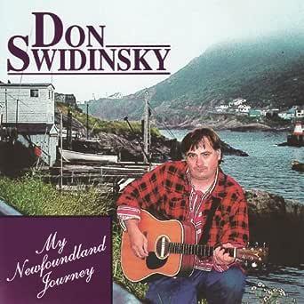 My Newfoundland Journey by Don Swidinsky on Amazon Music