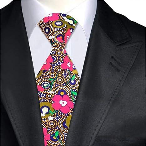WOXHY Corbata de los Hombres Dn-1205 Nueva Corbata de Llegada para ...