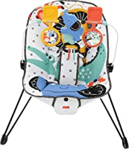 Cadeirinha de Descanso Relaxante, Mattel, Fisher Price, Multicolorido