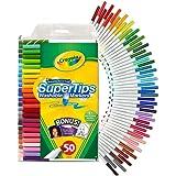 "Crayola 50ct Washable Super Tips - ""Styles May Vary"""