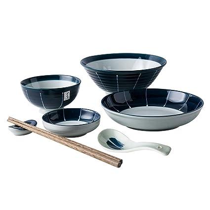 CivilWeaEU- Cubertería Europea/de cerámica/tazón/Plato/Plato/Platos para