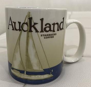 New Zealand Global Starbucks Mug Auckland Series Collector City 54RjAc3SLq