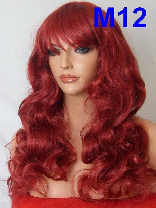 Diseño de madera de moda Protector de entrada de peluca con corte de pelo rizado resistente