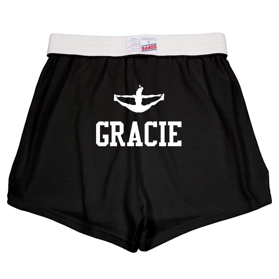 Gracie Cute Cheer Practice Youth Soffe Shorts