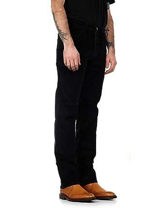 24a25ac3 Wrangler Mens Arizona Navy Stretch Corduroy Regular Fit Straight Leg Jeans,  BNWT (30W x