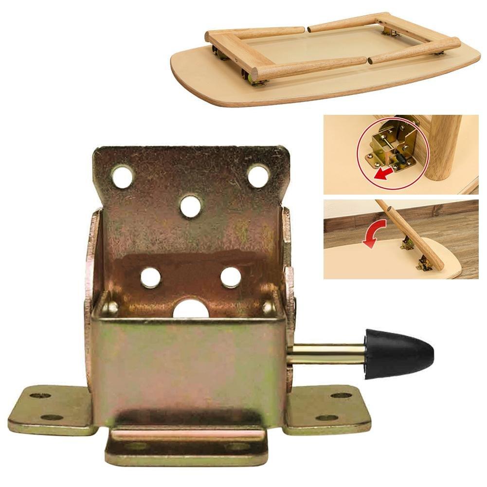 Bisagras plegables de metal con bloqueo para silla de mesa ...