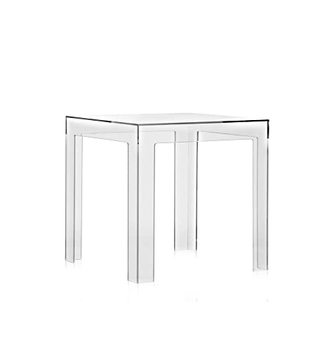 Kartell Tavolino Invisible Side.Kartell Jolly Side Table Crystal