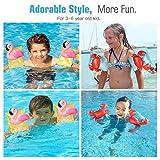 HeySplash Inflatable Arm Bands for Kids