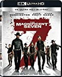 Cover Image for 'Magnificent Seven, The [4K Ultra HD + Blu-ray]'