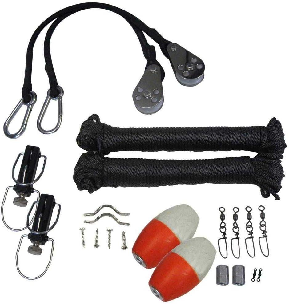 Lee/'s Outrigger Rigging Kit Black