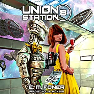 Guest Night on Union Station Audiobook