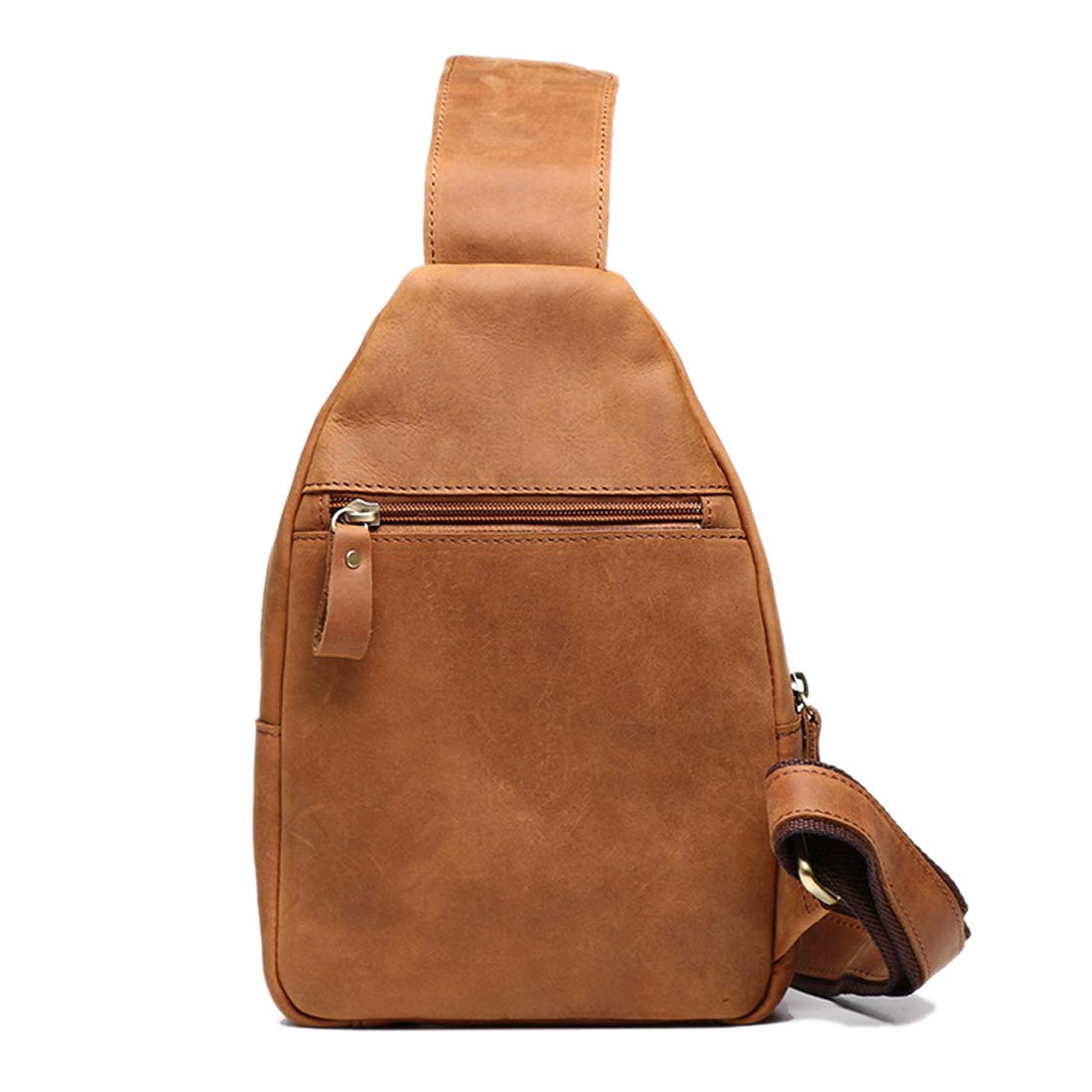Leparvi Sling Chest Bag Crossbody Bag Shoulder Bag for Men or Women