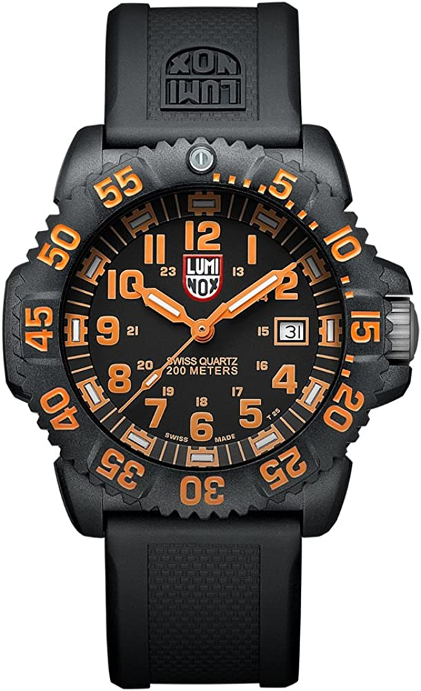 Luminox Men s 3059 EVO Navy SEAL Colormark Watch