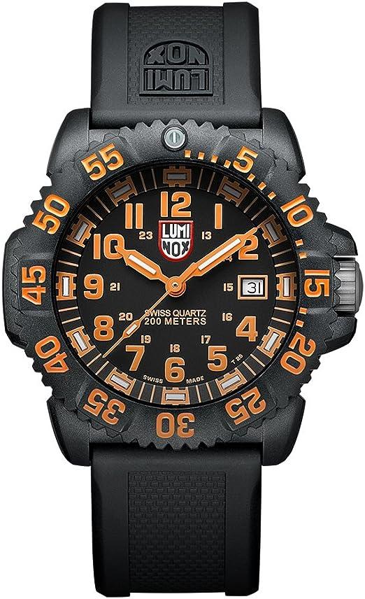 Amazon.com: Luminox Men's 3059 EVO Navy SEAL Colormark Watch: Watches