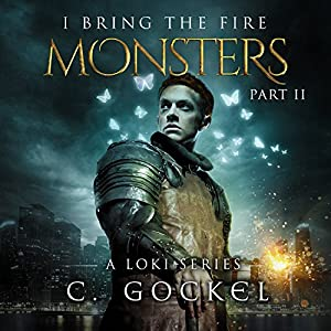 Monsters Audiobook