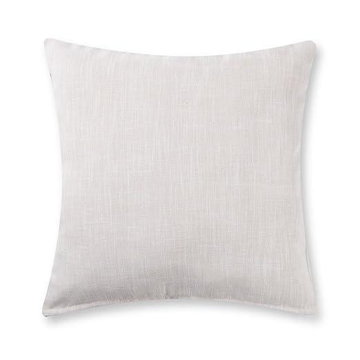 baibu - Funda para cojín con cremallera invisible para sofá ...