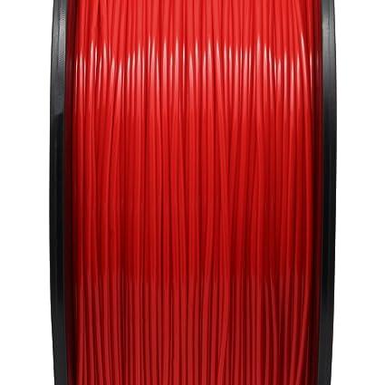 Anycubic Filamento 1,75mm PLA Roja de para Impresora 3D 1KG ...
