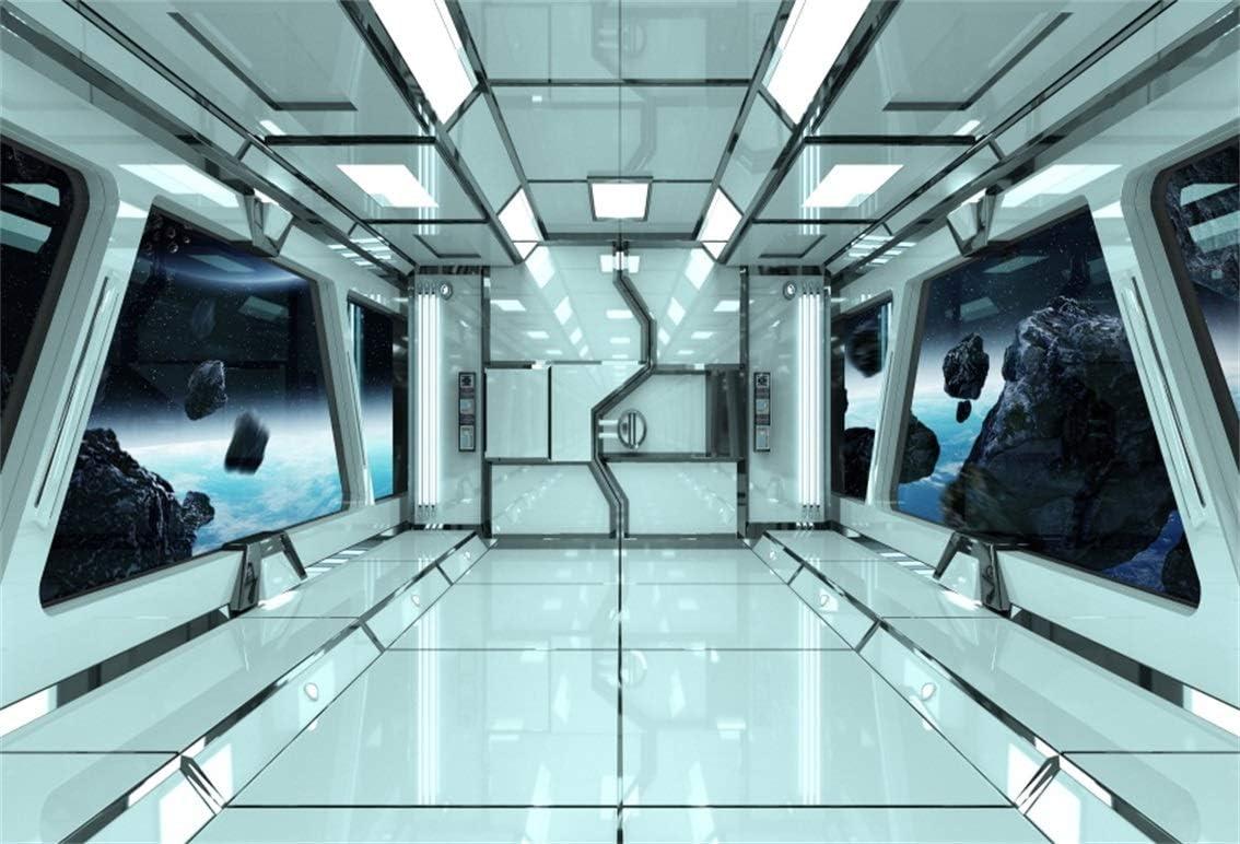 Leyiyi 3 X 2 4 M Raumschiff Innen Hintergrund Kamera