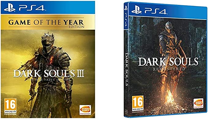Dark Souls III: The Fire Fades - Game Of The Year Edition + ...