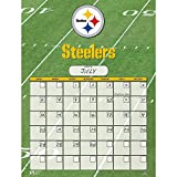 Turner Perfect Timing Pittsburgh Steelers Jumbo Dry Erase Sports Calendar (8921020)