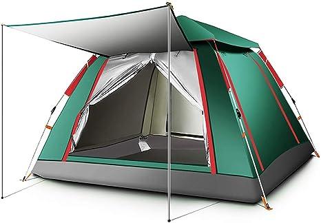 CATRP Marca 4-6 Hombre Carpa para Camping Automático Surgir ...