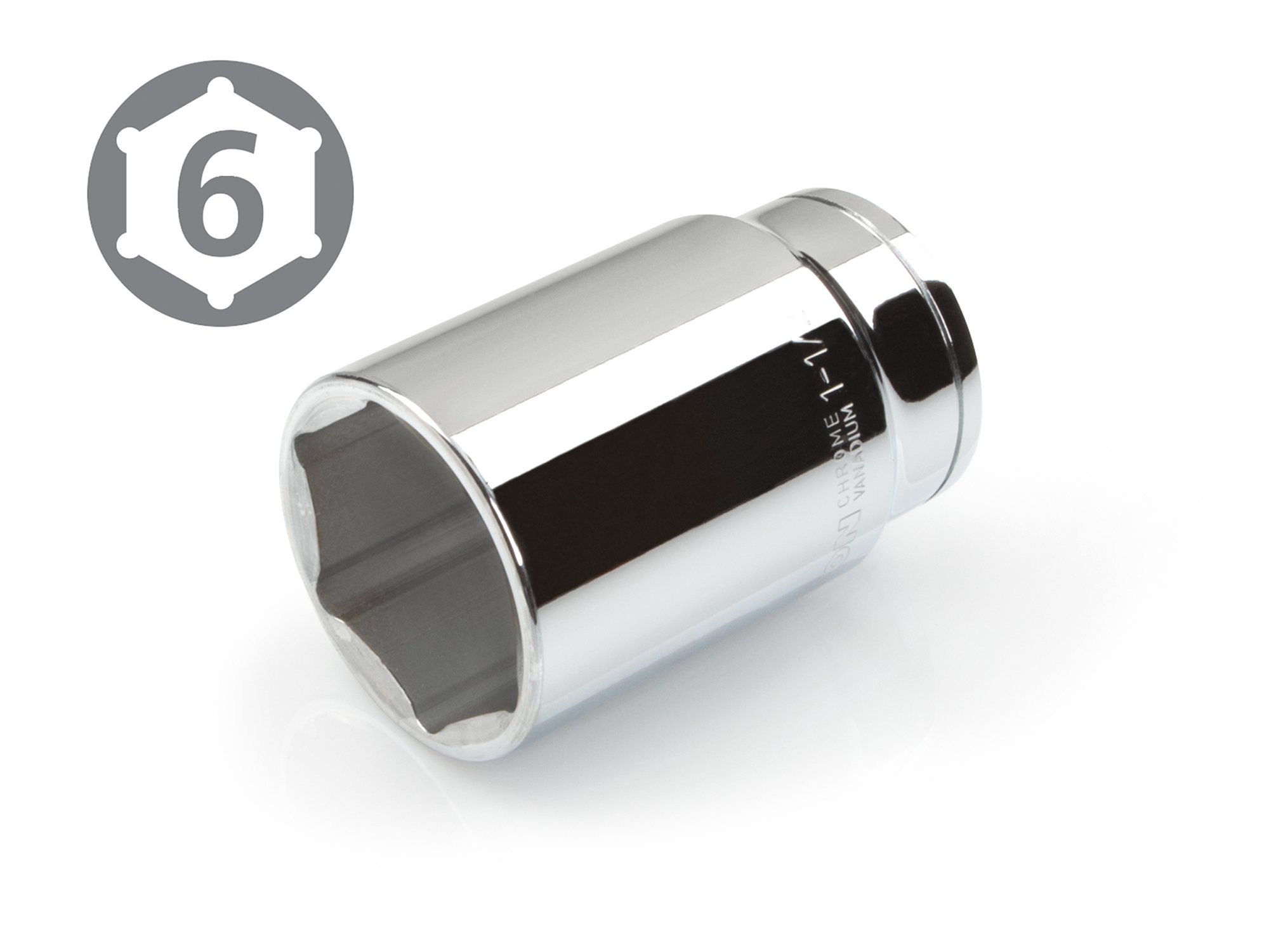 TEKTON 1828 1/2-Inch by 1-1/2-Inch Water Heater Socket by TEKTON (Image #2)