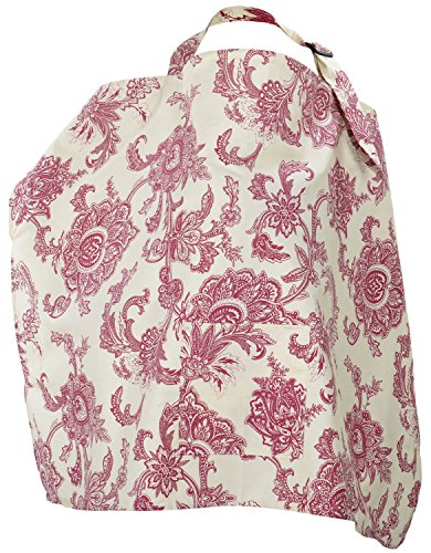 Simplicity Breastfeeding Nursing Cover Flower