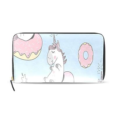 Wietops Unicornio Cupcake Donut Confetti Largo Pasaporte ...