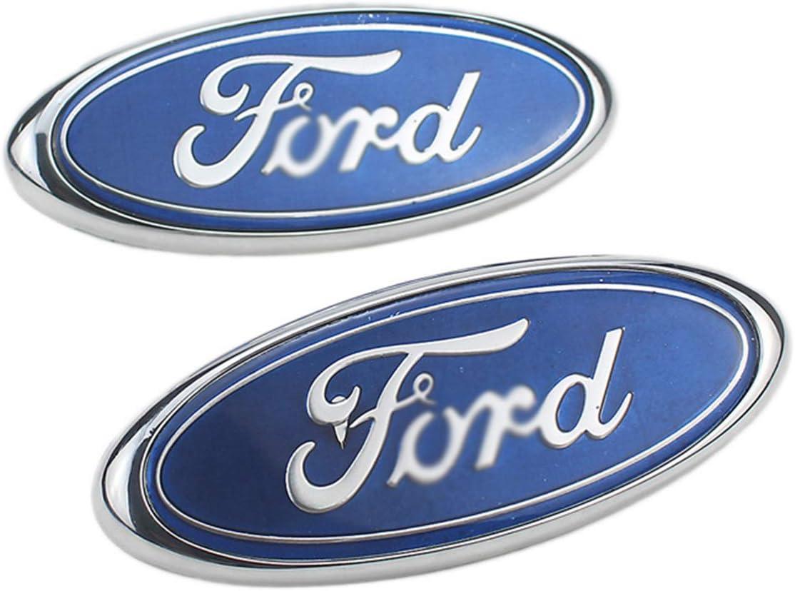 ABS Lettere Badge Decal UTOPIAY Auto Logo Emblema per F-ORD Emblema Logo per Il Cofano Motore Baule Posteriore Cofano Portellone Bagagliaio Radiatore