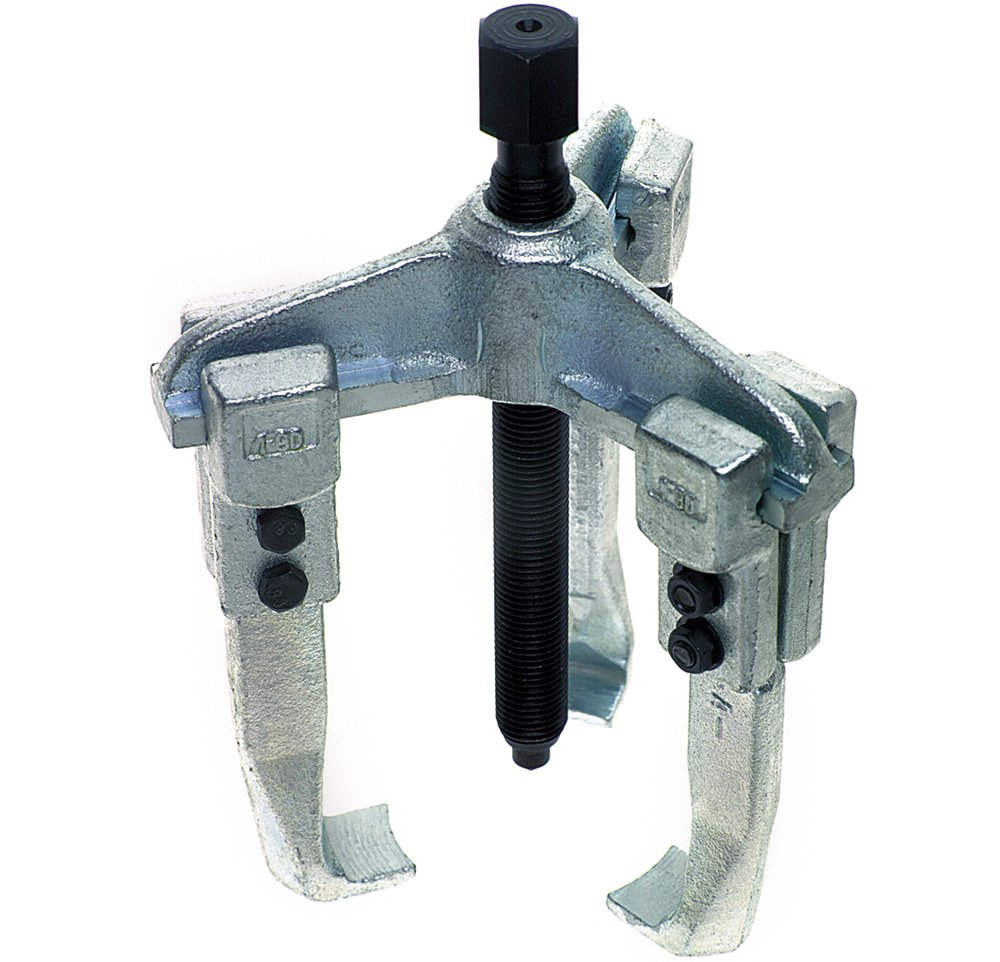 Stahlwille 11051-2 Standard 3 Arm Puller, Size 2, 25-120mm Clamp. Width, 100mm Clamp Depth