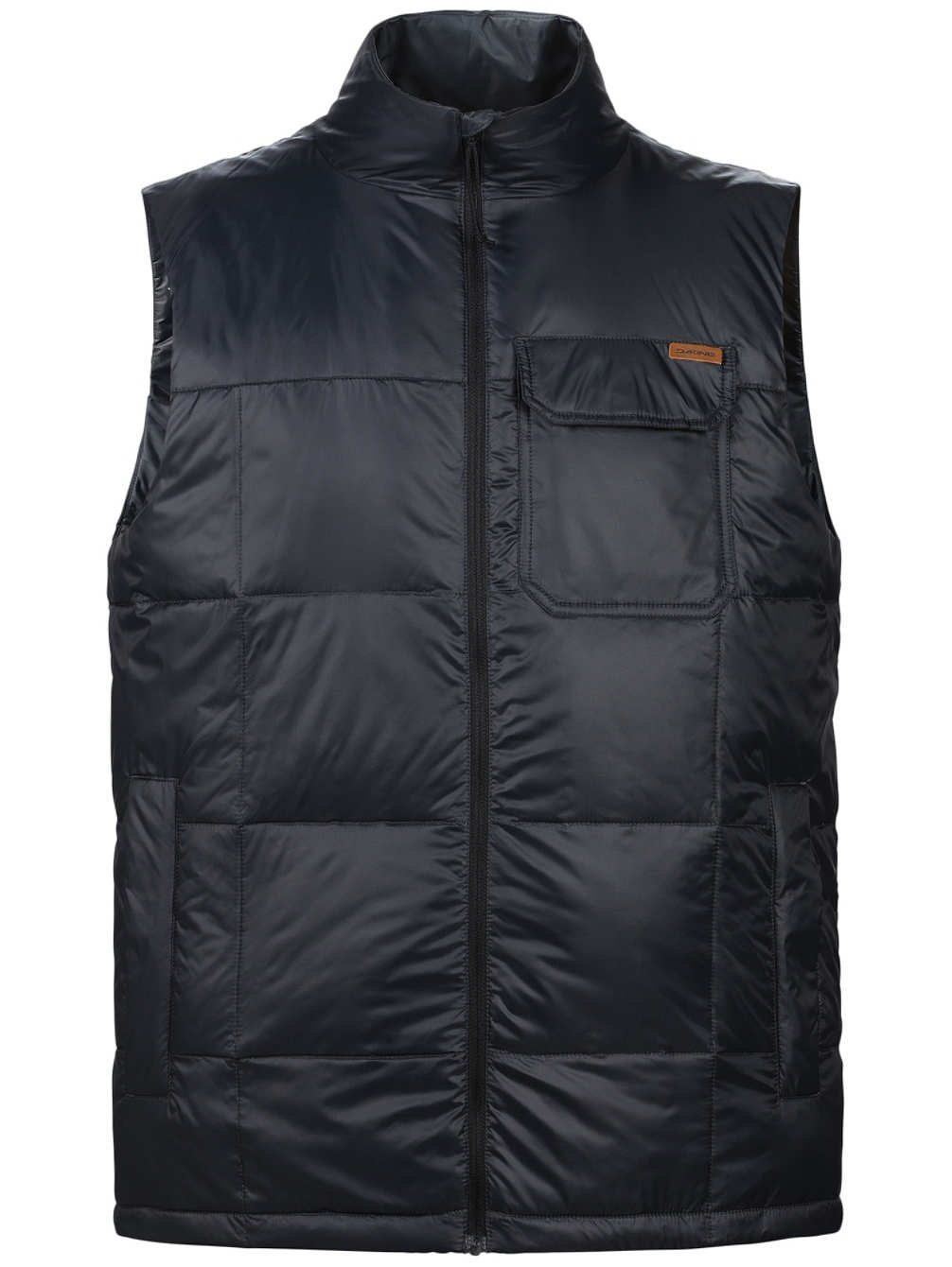Dakine Men's Brightwood Compressible Down Vest, Black, M