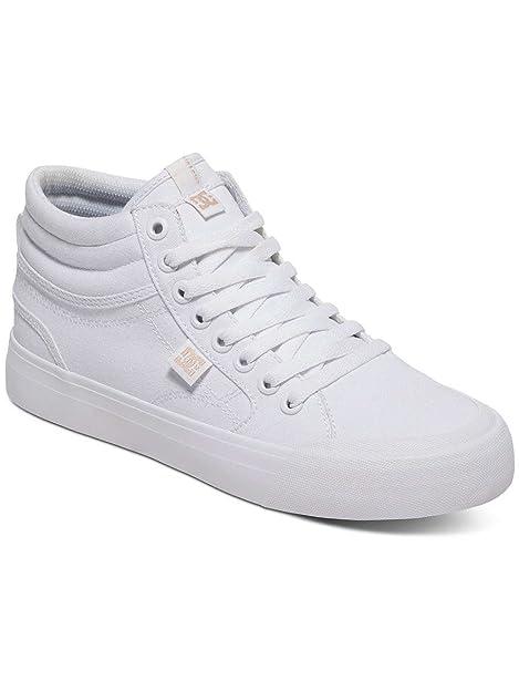 DC Shoes Evan Hi TX - Zapatillas para Mujer ADJS300178: DC Shoes: Amazon.es: Zapatos y complementos