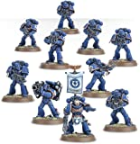 Warhammer 40000 (40K) Space Marine Tactical Squad 2013 release by Games Workshop