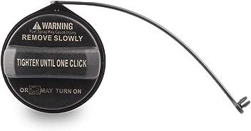 Bapmic 52124512AA Non Locking Gas Cap Fuel Filler Neck Cap for Dodge Grand Caravan Caravan Chrysler Town /& Country