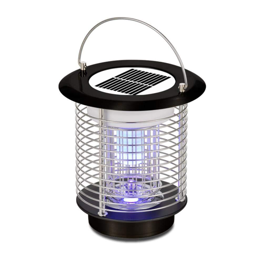 PLHMS Insect Lights Portable Solar Led leuchten Insect Killer Lights Indoor Und Outdoor hausgarten Schwarz Tragbares Licht