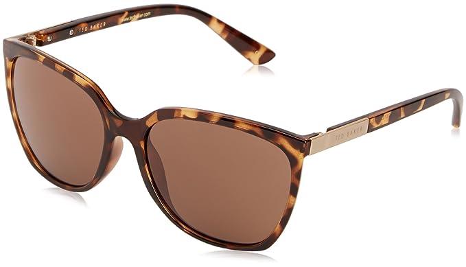 Ted Baker - Gafas de sol Mariposa Biotime para mujer, Black ...