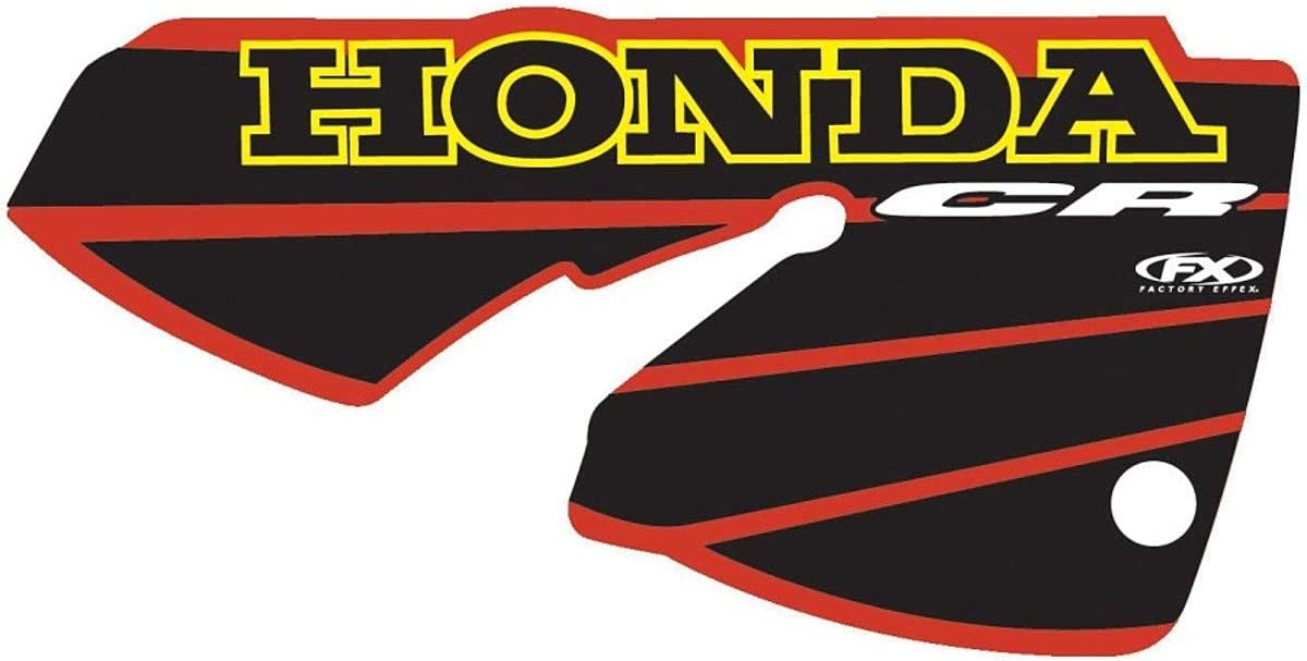 Factory Effex OEM Graphics 01 Honda Compatible with 00-01 Honda CR250