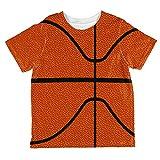 Basketball Costume All Over Toddler T Shirt Multi 2T