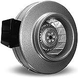 """Atmosphere VTX 600 L Vortex VTX Series Inline Fan, 6"""", 235 CFM"""