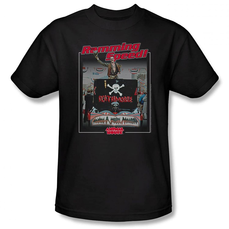 Animal House - Mens Ramming Speed T-Shirt In Black