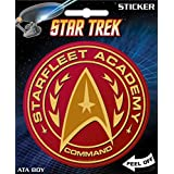 Star Trek - Starfleet Academy Logo Die Cut Vinyl Sticker Decal by Ata-Boy
