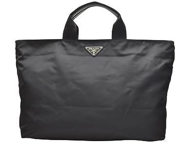 ca8d50a16d33 (プラダ) PRADA バッグ Bag トートバッグ ポーチ付 キャリーオン ブラック ナイロン va1007tessaf-
