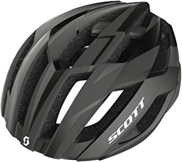 Scott Arx MTB CE Casco, Unisex Adulto, Negro Mate, L: Amazon.es ...
