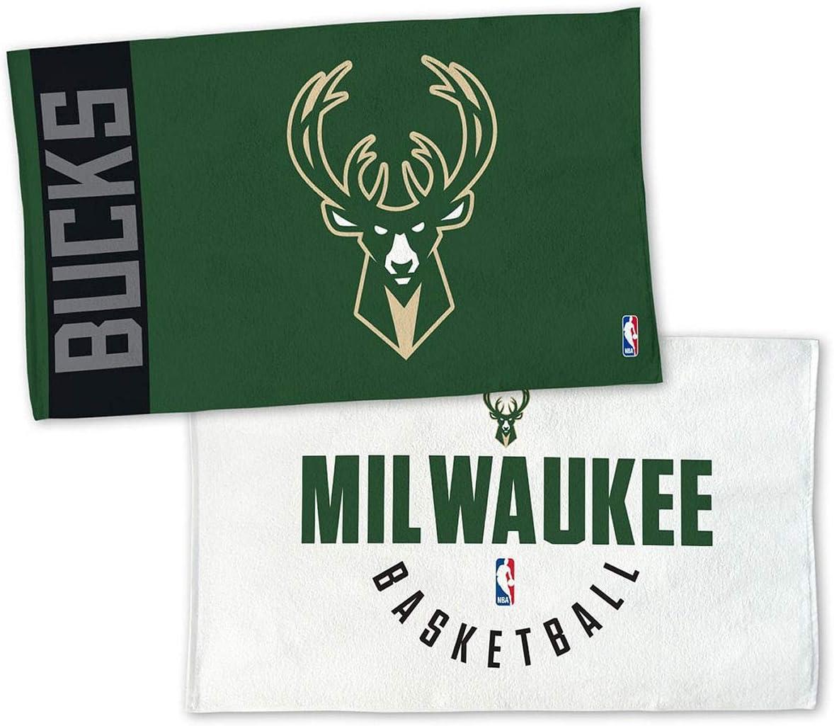 WinCraft Milwaukee Bucks Locker Room On Court Towel