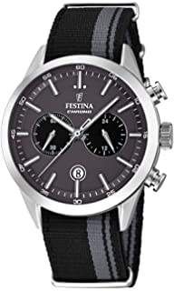 FESTINA Watch Sport Male Chronograph Fabric - f16827-1