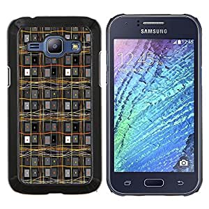 Dragon Case - FOR Samsung Galaxy J1 J100 J100H - Levels of the world - Caja protectora de pl??stico duro de la cubierta Dise?¡Ào Slim Fit