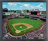 """Nationals Park Washington Nationals 2017 Stadium Photo (Size: 12"""" x 15"""") Framed"""